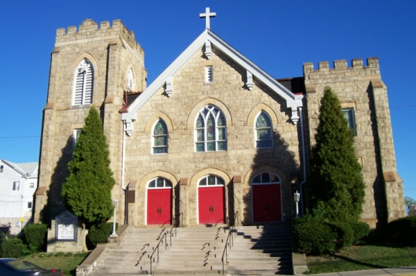 Trinity Evangelical Lutheran Church (Mt. Oliver)