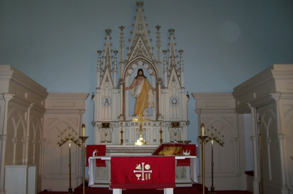 Pittsburgh Lutheran United Ministries Plum Trinity
